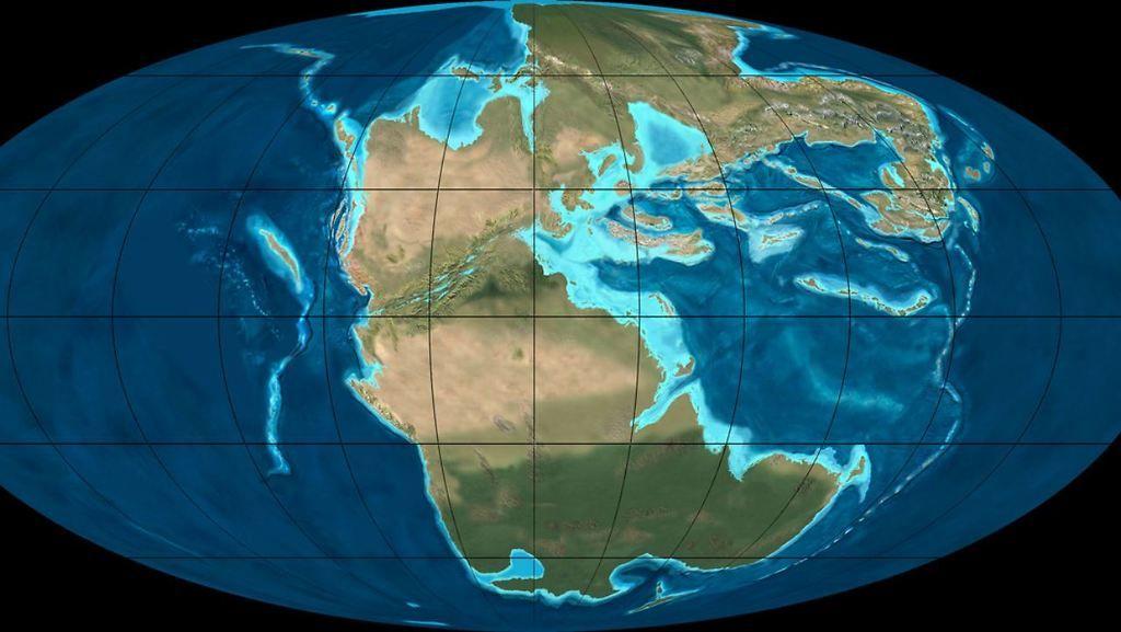 ما هي قارة غندوانا؟
