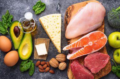 الحمية الغذائية الملائمة لمرضى النوع الأول من الداء السكري - نظام غذائي لتوفير التغذية اللازمة لمرضى الداء السكري - كميات الكربوهيدرات والبروتين والدهون