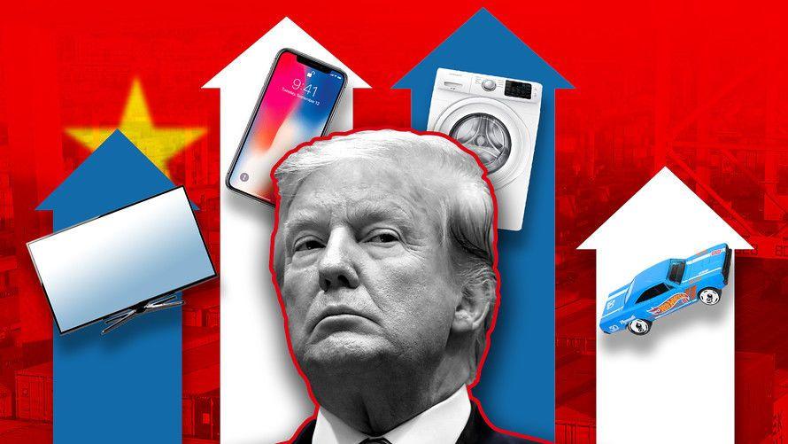 التعريفات الجمركية التي فرضها ترامب ضد الصين تضرب الطبقة الفقيرة بأمريكا بقوة