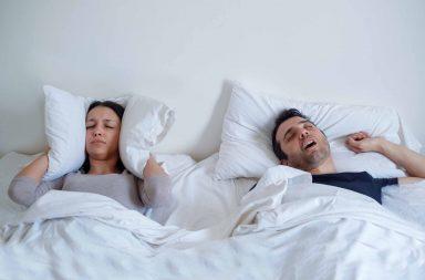 انقطاع النفس النومي: الأسباب والأعراض والتشخيص والعلاج اضطراب نومي شائع يتوقف فيه التنفس ويبدأ من جديد مرارًا وتكرارًا أثناء النوم