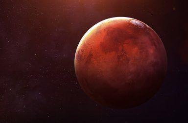 عشر حقائق مثيرة للاهتمام عن المريخ