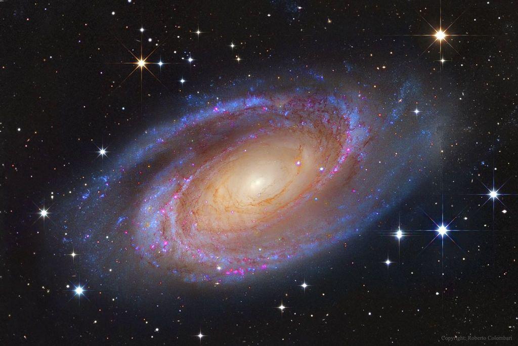 ما هي المجرة ؟