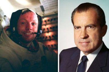 ماذا لو لم يعد نيل آرمسترونغ وباز ألدرين من القمر نيكسون كان يمتلك خطة سرية خطة الرئيس الأمريكي نيكسون بشأن رحلة أبولو على سطح القمر