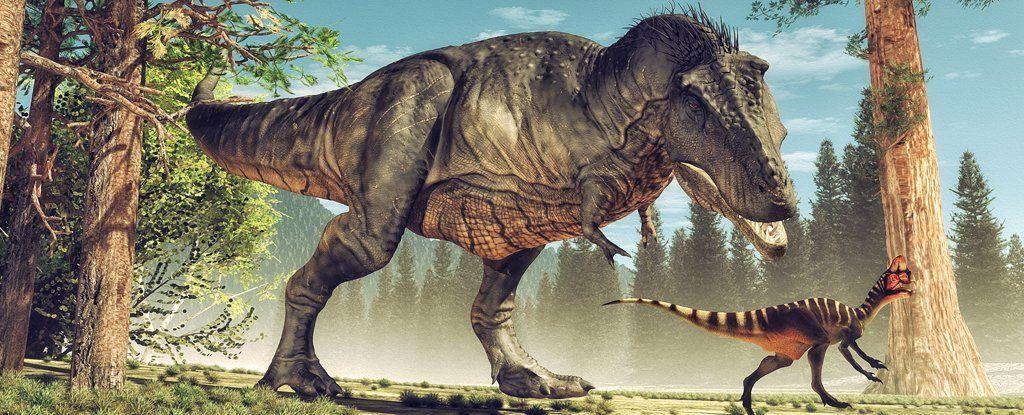 هل يمكننا إحياء ديناصور كما حدث في فيلم الحديقة الجوراسية؟