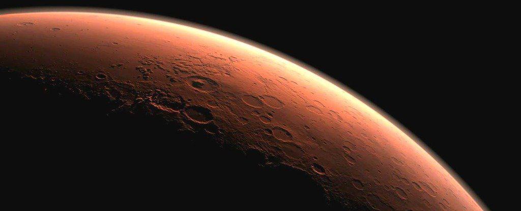 عاصفة ترابية مريخية مخيفة تضرب الكوكب بكامله وهذا هو مصير مركبة ناسا