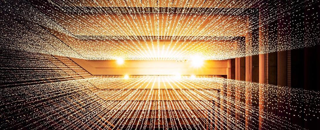 فيزيائيون رصدوا أخيرًا صلةً بين الحرجية الكمومية والتشابك الكمومي - التفاعلات الكمومية - رؤية آثار التشابك حتى لو كان ذلك في رقاقة معدنية