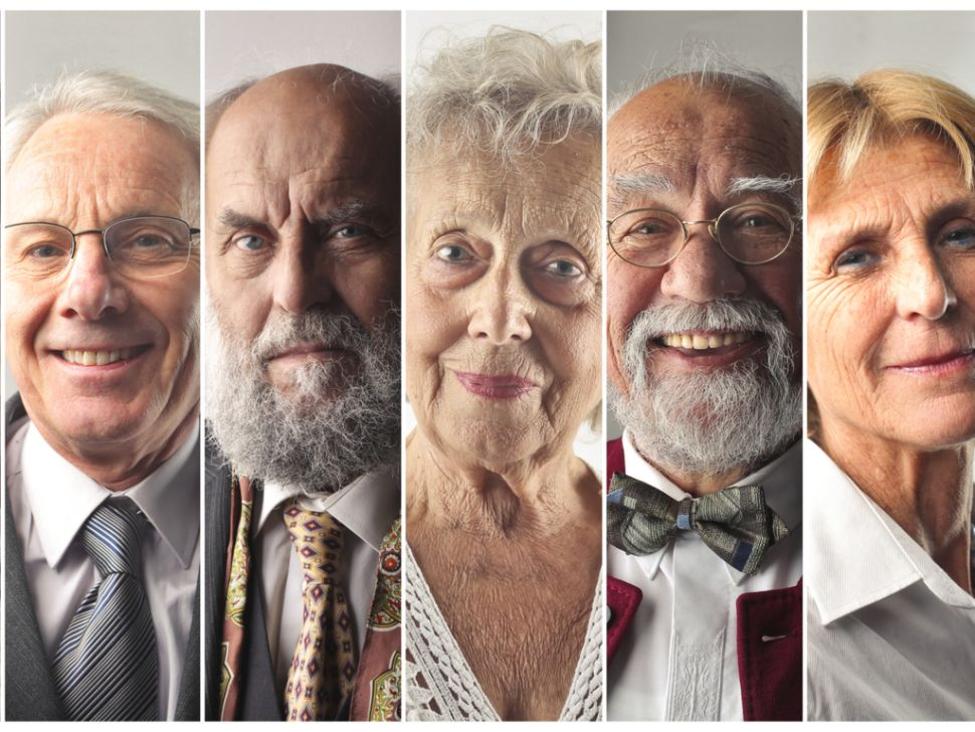 اكتشف العلماء وجود 4 أنماط مميزة للشيخوخة - اقترب العلماء من فهم سبب حدوث الشيخوخة بمعدلات مختلفة - علامات الشيخوخة - الكبر في العمر