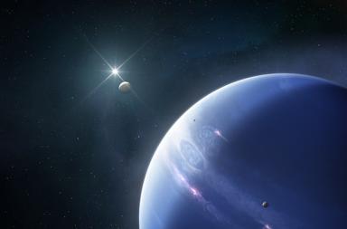 لماذا رياح كوكب نيبتون قوية جدًا؟ - ظاهرة غريبة تحدث داخل كوكب نيبتون - العملاق الجليدي - حل أحد ألغاز الفضاء - النظام الشمسي