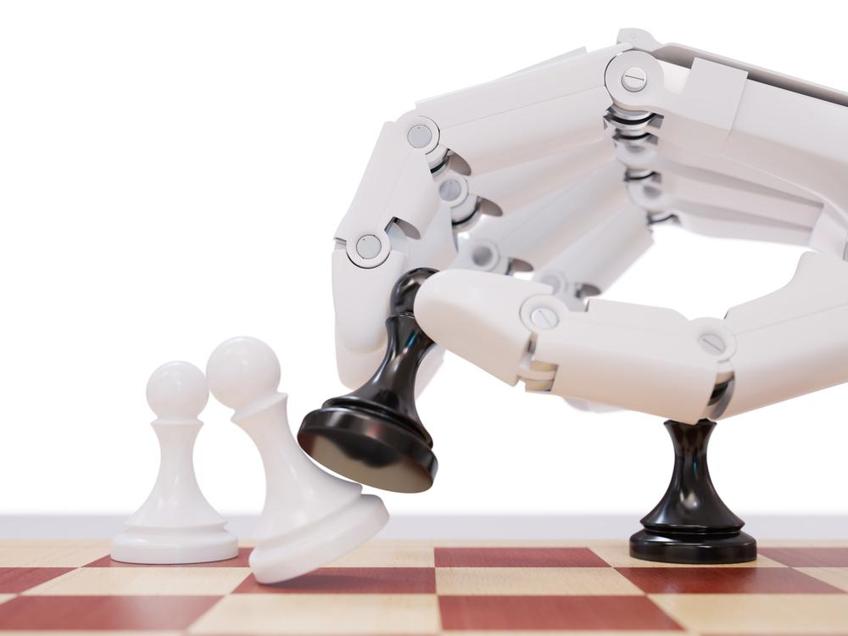 مفارقة مورافيك - من السهل تدريب أجهزة الكمبيوتر على القيام بأعمال يجدها البشر صعبة - المشي والتعرف على الصور - الذكاء الاصطناعي