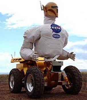 روبونوت الذي يمكنه إنجاز مهمات يجب على رواد الفضاء أداؤها لولا وجوده