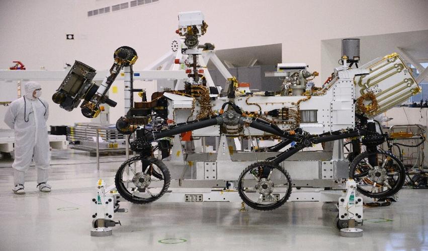 ناسا تعلن عن بعثة (المريخ 2020).. والتفاصيل مثيرة للاهتمام! - المركبة الجديدة (مارس 2020)، ستبدأ رحلتها إلى الكوكب الأحمر سنة 2020