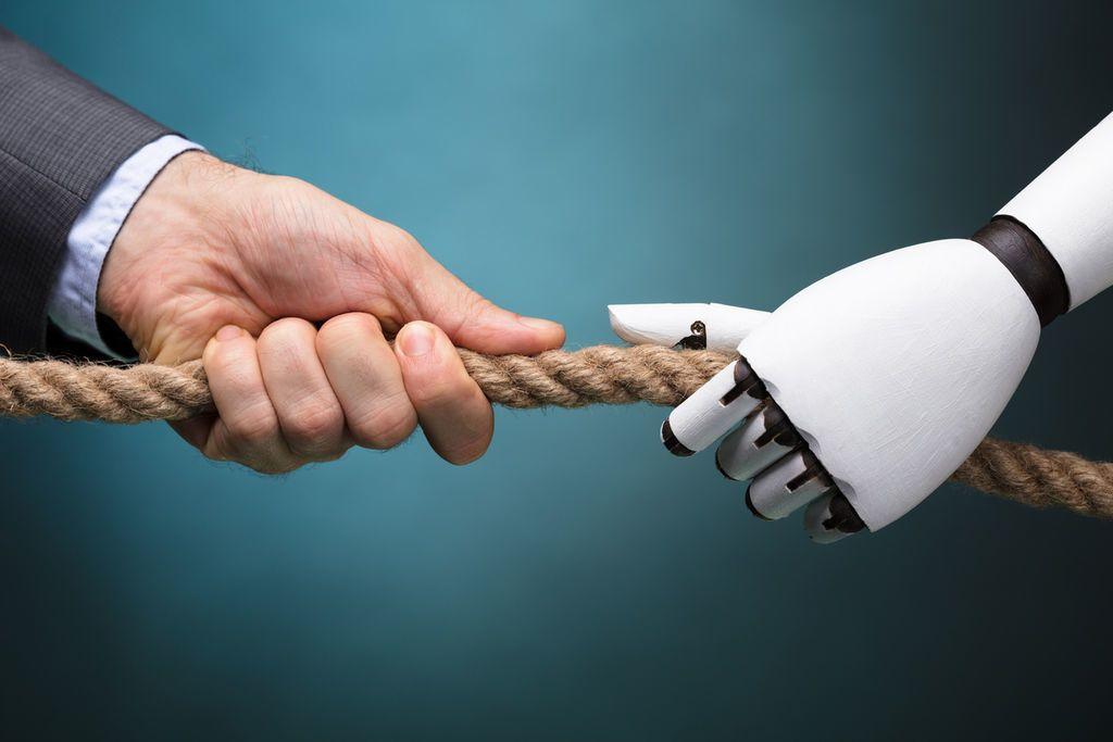في مقابلة برنامج نهاية العالم : الذكاء الاصطناعي قد يرجعنا إلى العصر الحجري