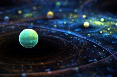 فيزياء الكم تزداد غرابة اوقات