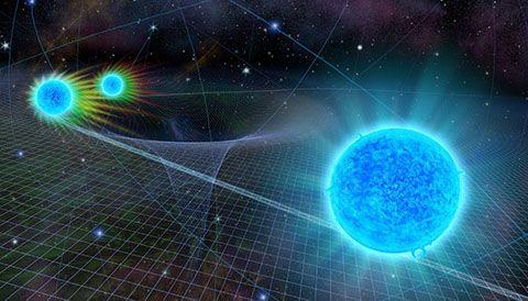 نظرية النسبية العامة تجتاز اختبارًا صعبًا جديدًا في قلب مجرتنا