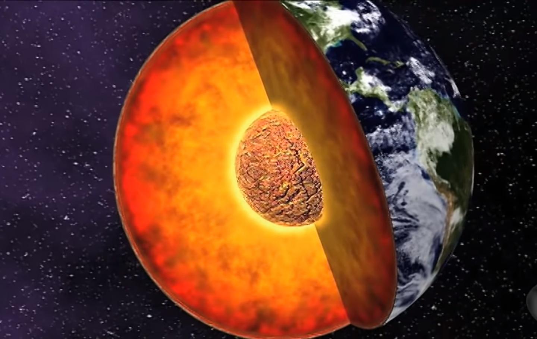 دراسة حديثة تكشف أن لب الأرض يسرب بالفعل