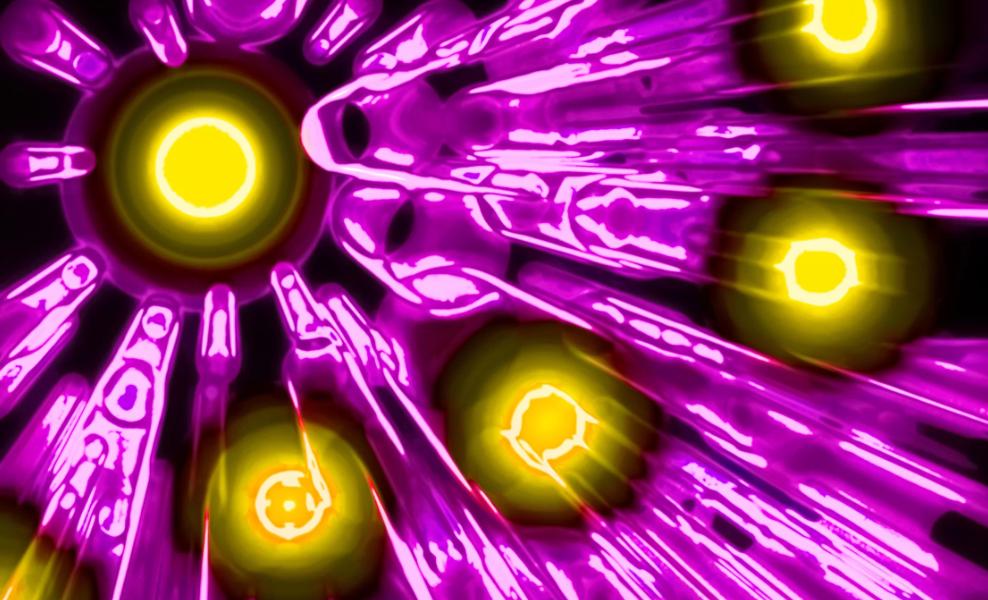 سبعة جسيمات كموميّة تتصرف وكأنها مليارات الجسيمات في تجربة فيزيائية غريبة