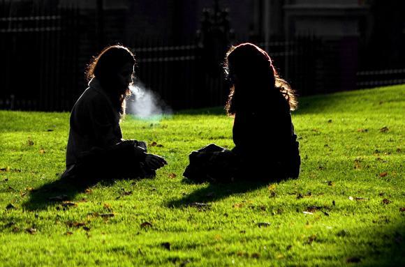 ل ماذا يصاب غير المدخنين ب سرطان الرئة ؟
