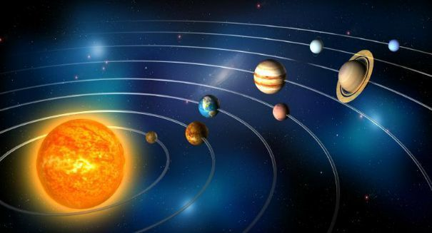 best picture of solar system - photo #7
