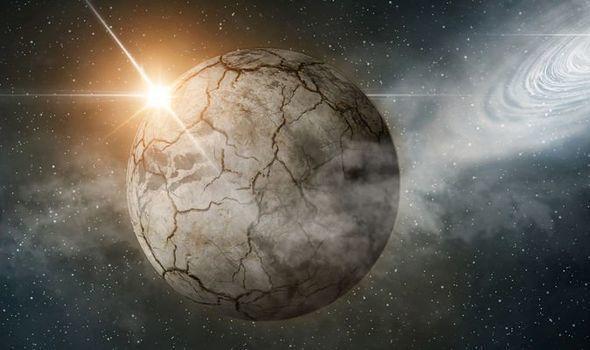 يظهر علماء الفلك أنه يمكن أن تبث الكواكب الميتة إشارات موجية راديوية في الفضاء التفاعل بين نواة الكوكب الميت وبين الحقل المغناطيسي لنجمه