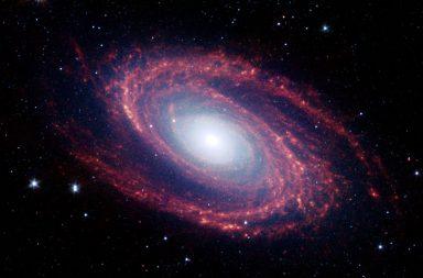 كيف أخذت مجرة درب التبانة شكلها الحلزوني - الحقل المغناطيسي بتقنية NCG أو M77 - قوى الجاذبية التي تكوّن الشكل الحلزوني للمجرة تقوم