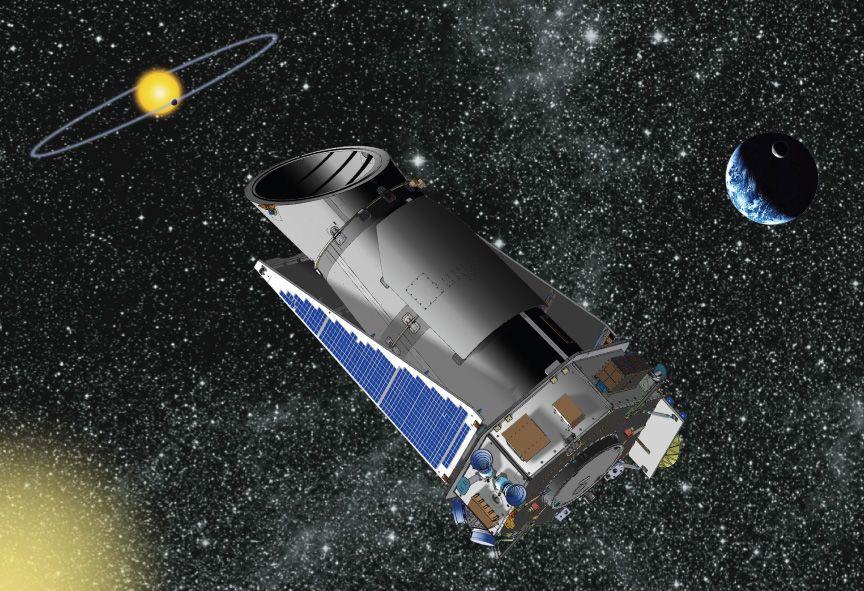 تلسكوب كيبلر الفضائي التسلكوب الكبير اكتشاف الكواكب خارج المجموعة الشمسية اكتشاف كواكب صالحة للحياة تلسكوب ناسا لرصد الكواكب