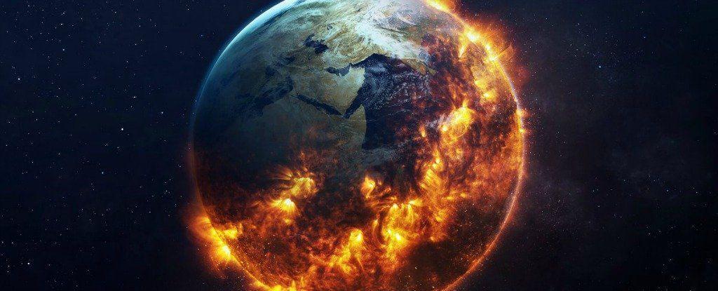 احتمالات نهاية العالم كما يتوقعها العلماء