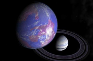 كيف يمكن لتغير لون كوكب الأرض أن يساعدنا على اكتشاف حياة فضائية تطور الحياة على سطح كوكب الأرض اكتشاف حياة خارج كوكب الأرض