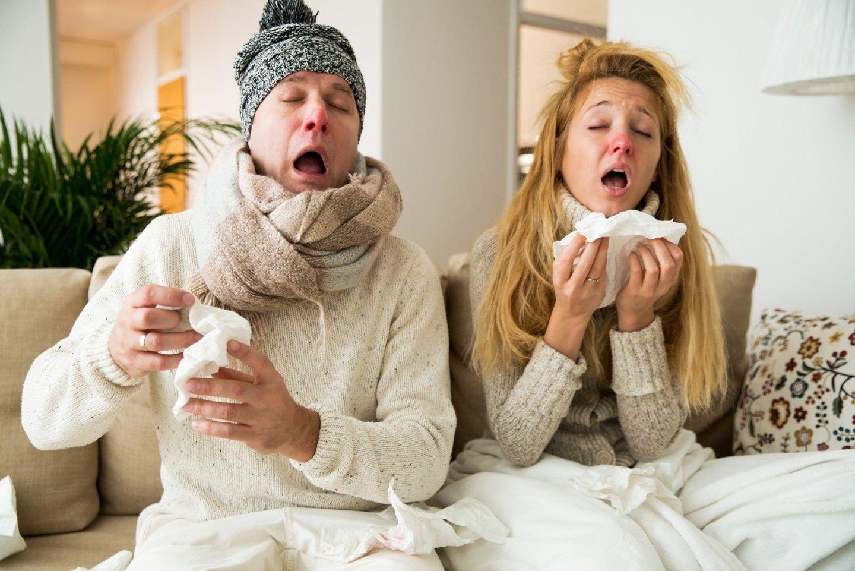 هل يمكن أنّ تُصاب بالإنفلونزا مرتين في موسمٍ واحد؟