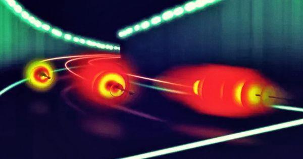 الضوء الملتوي: هل نستغني قريبًا عن الألياف الضوئية؟
