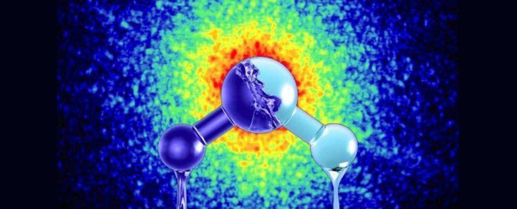 اكتشاف غريب: يمكن للماء أن يتواجد كسائلين مختلفين