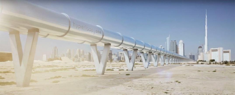 اذا كنت داخل الامارات العربية المتحدة كم ستستغرق من الوقت كي تنتقل من دبي الى ابو ظبي ، بعد تطبيق نظام الهايبرلوب ؟