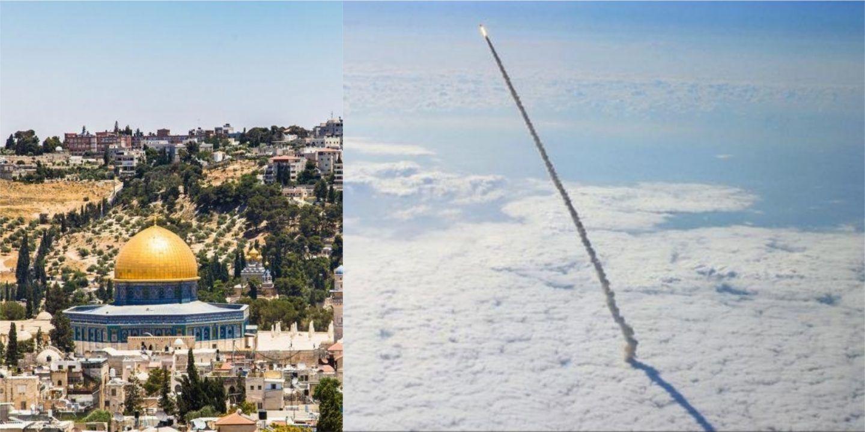 خرافة ابواب السماء فوق مدينة القدس