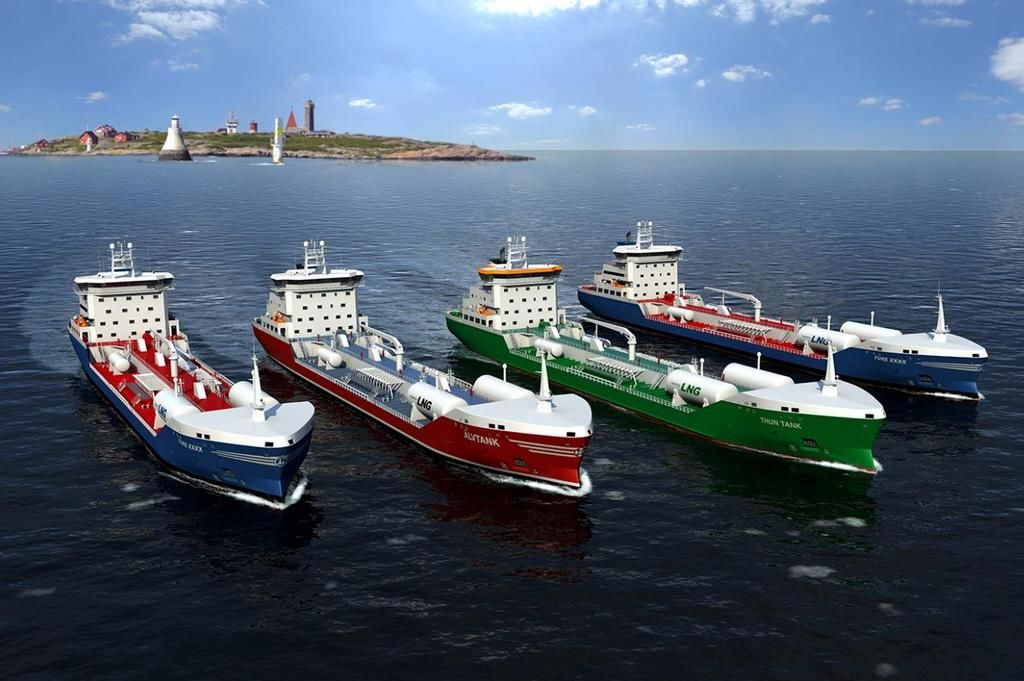 ستغيّر هذه السفن مفهوم الإبحار إلى الأبد