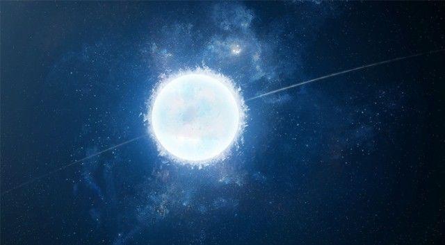 نجم القزم الأبيض