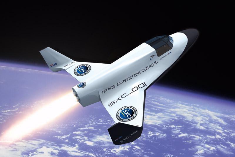 أسس ومبادئ الطيران في الفضاء: كيف يضع الصاروخ المركبة الفضائية في مدارها؟