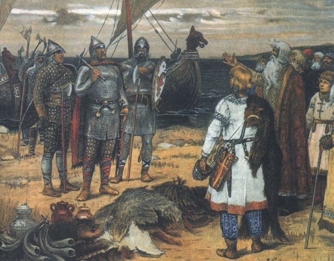 تاريخ الفايكنغ.. حقائق وأساطير