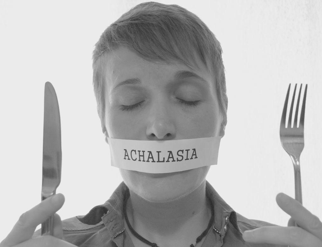 تعذر الارتخاء المريئي أو اللا ارتخائية Achalasia