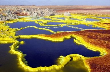 العلماء وجدوا مكانًا على الأرض حيث لا يمكن للحياة أن تنشأ - المكان على الأرض حيث لا يمكن لأي نوع من الحياة أن يعيش - الينابيع الحامضية الحارة