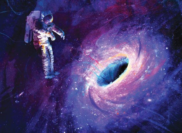 إرسال رسالة قصيرة إلى ثقب أسود يجعلها تختفي إرسال المعلومات عبر ثقب دودي إرسال المعلومات إلى الثقب الأسود باستخدام البتات الكمية