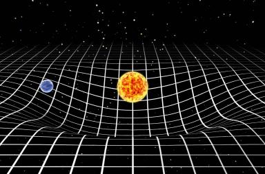 كيف فسرت نظرية النسبية العامة الجاذبية ما هي نظرية آنشتاين النسبية العامة الجاذبية في الفضاء الزمان والمكان ما هو الزمكان الكتلة