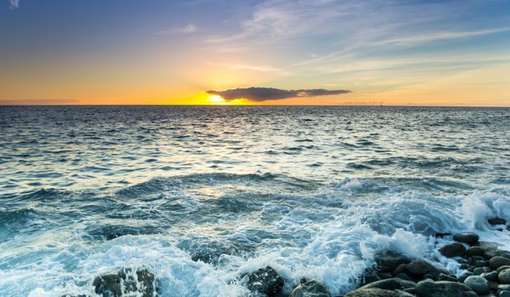 حقائق رائعة عن المحيط الأطلسي أنا أصدق العلم