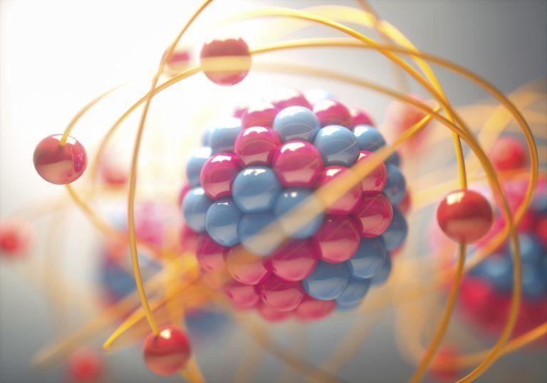 ما هي الإلكترونات ؟ - تعريف الإلكترون