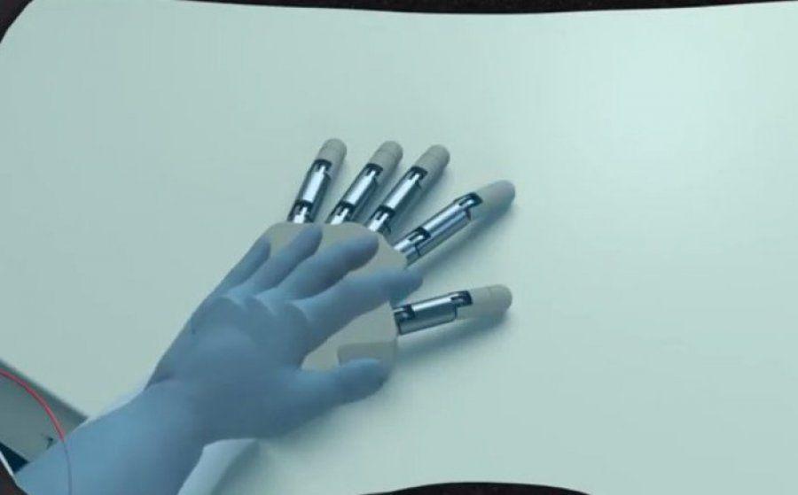 يشعر مبتورو الأطراف كما لو أنّ أطرافهم الصناعية تنتمي إلى أجسادهم