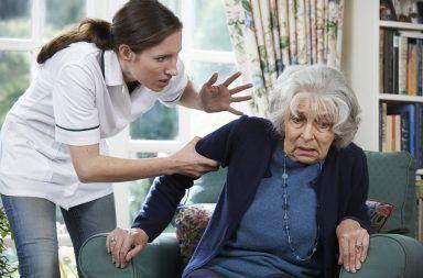 إساءة معاملة كبار السن دار رعاية المسنين مساعدة الأشخاص المصابين بالخرف الدعم العاطفي لكبار السن الإساءة العاطفية أو النفسية والجسدية للمسنين