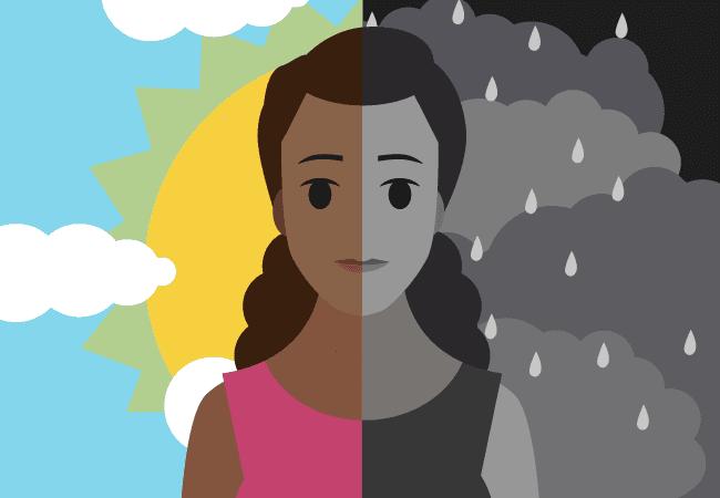 أعراض اضطراب ثنائي القطب علاج اضطراب ثنائي القطب الأسباب والأعراض والتشخيص والعلاج الاكتئاب الهوسي التأرجح من حالة الفرح إلى الحزن الشديد