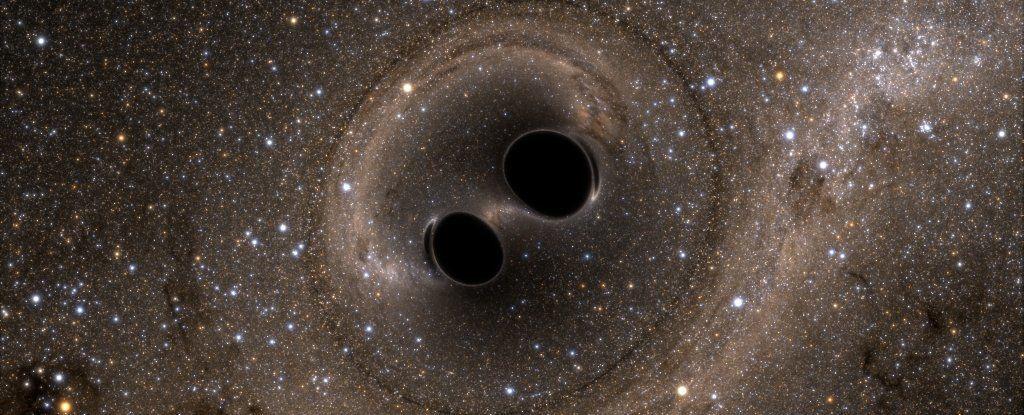 نظريّة غريبة: موجات الجاذبيّة المكتشفة مصدرها الثقوب الدوديّة