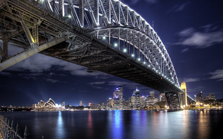 الجسور القوسية