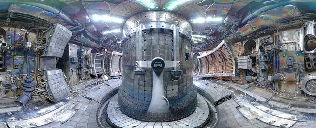 مادة مقاومة للهيليوم قد تعلن أخيرًا عصر الاندماج النووي