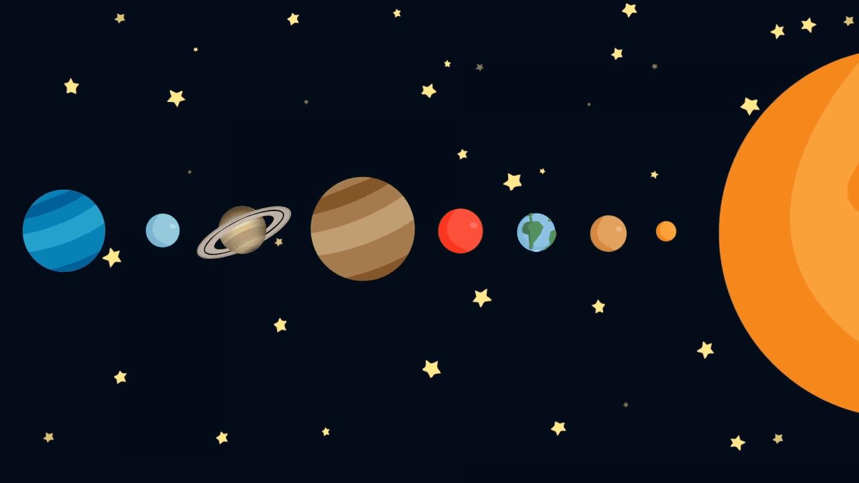 كم عدد الكواكب في المجموعة الشمسية ؟