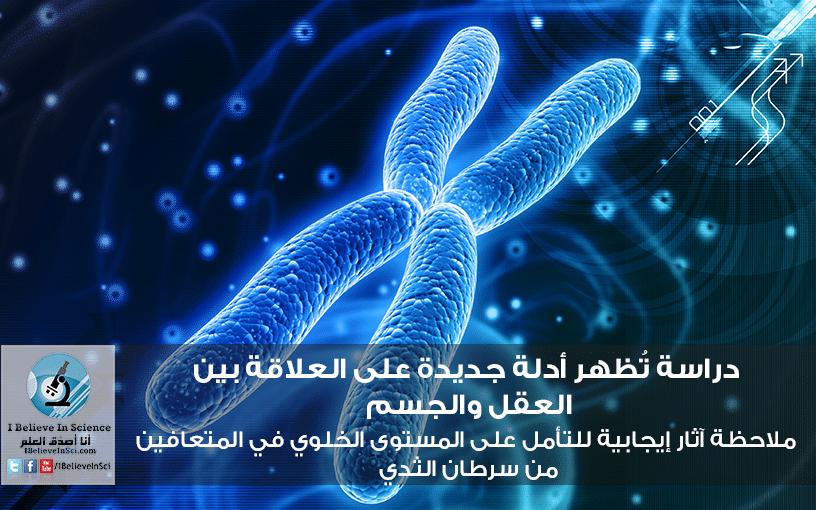 التأمل يغير خلايا الناجين من مرض السرطان